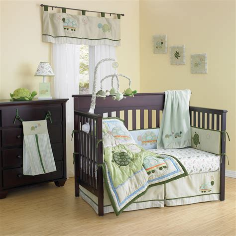 Country Crib Bedding Turtle Nursery Bedding Thenurseries