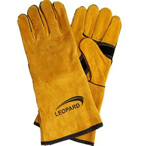 Sarung Tangan Las Yamato jual sarung tangan las leopard 0202 harga murah jakarta