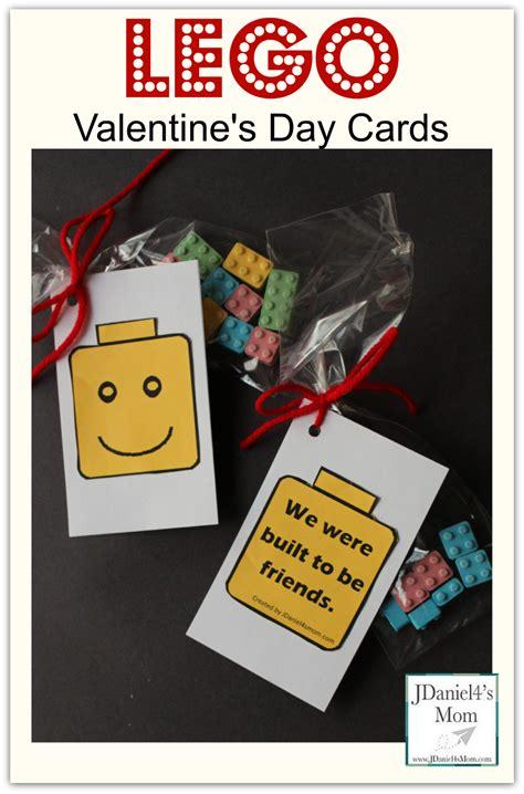 Lego Gift Card Email - amazing lego valentine cards ideas valentine gift ideas