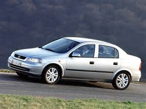 Opel Gm Opel Astra Sedan Specs 1998 1999 2000 2001 2002