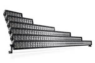 bar lights rigid industries e series led light bars mobile living