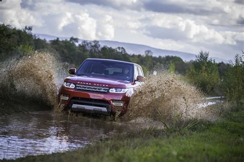 land rover mud quick take 2014 range rover sport comfy do it all the