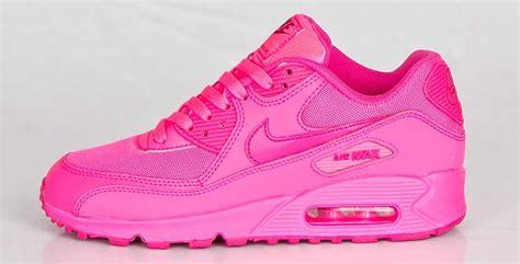 Nike Airmax Tab Pink nike air max 90 gs quot hyper pink quot kicks