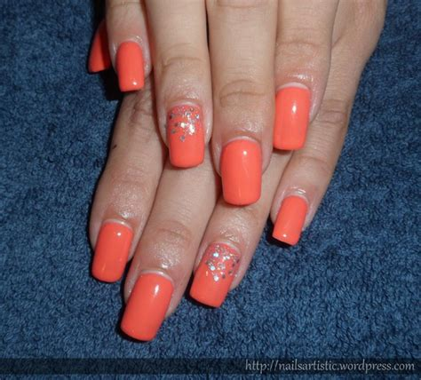 Deco Ongle Gel Orange by Question Sur Ongle Gel Beaut 233 Des Ongles Forum Beaut 233
