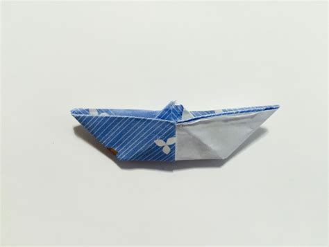 Chopstick Holder Origami - chopstick holder origami boat in 13 easy steps