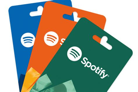 Buy Spotify Gift Card - can i buy a spotify gift card for someone