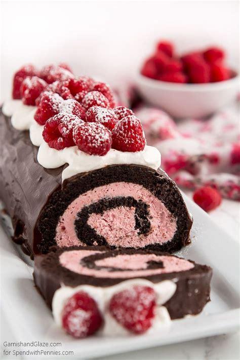 sweet fix easy chocolate raspberry dessert 17 best ideas about chocolate swiss roll recipe on