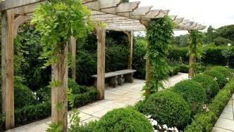 Images Of Garden Pergolas by Garden Buildings And Structures Landscape Garden