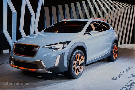 subaru concept 2017 2017 subaru crosstrek previewed by this rugged