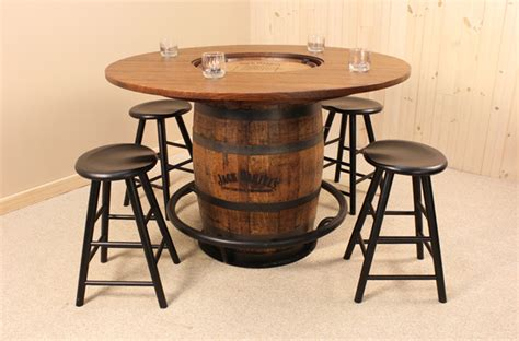 whiskey barrel kitchen table beautiful amish and adirondack kitchen dining room furniture ny