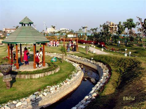 Eco Park Kolkata Images