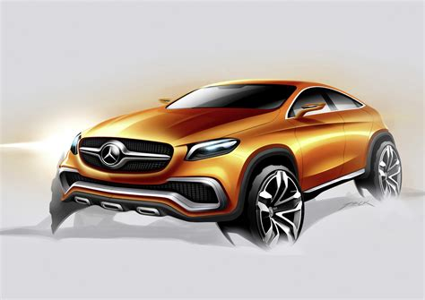 mercedes concept mercedes concept coupe suv revealed in beijing motor