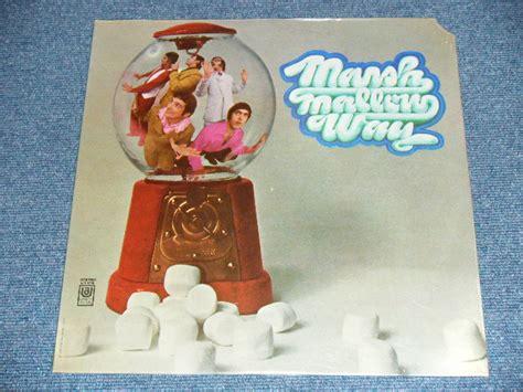 New Marsmellow Lp marshmallow way marshmallow way 1969 us original brand new sealed lp パラダイス レコード