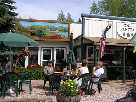 The Pantry Green Mountain Falls the pantry in green mountain falls colorado green