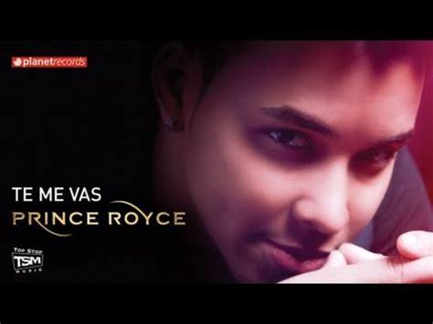 si te vas testo ultimo estratto dal suo ultimo album per prince royce