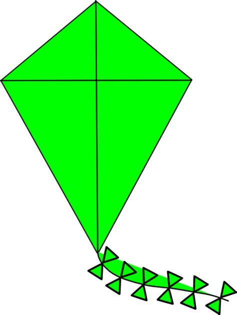 Clipart Kite green kites clip at clker vector clip royalty free domain