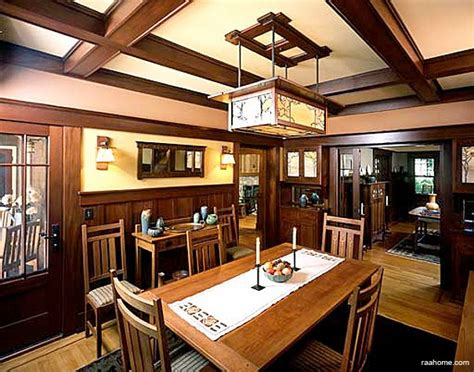 craftsman homes interiors decorating ideas for craftsman style homes riverbend home