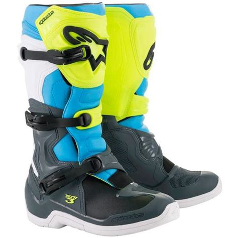 botas alpinestar tech 3 bota alpinestars tech 3 mx parts