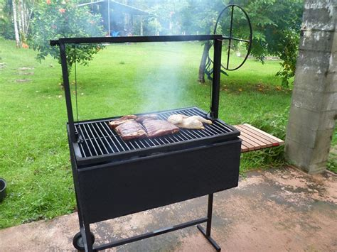 pit b q bbqguam breaking in my new bbq pit oh yeah