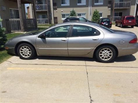 how to sell used cars 1998 chrysler concorde spare parts catalogs purchase used 1998 chrysler concorde lxi sedan 4 door 3 2l all leather clean title echeck in