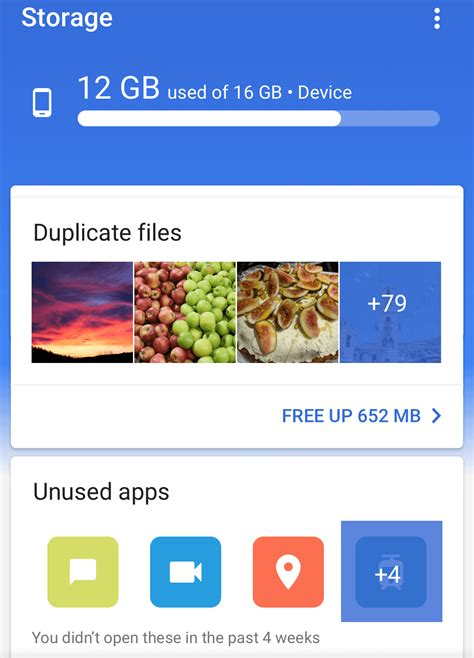 Find On Through Free Up Space Find And Files On Your Phone Through S Files Go App