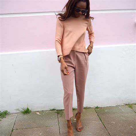 neutral colors clothing peachy pink symphony of silk