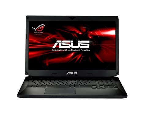 Laptop Asus Republic Of Gamer by Asus Introduces The Republic Of Gamers G750 Laptop