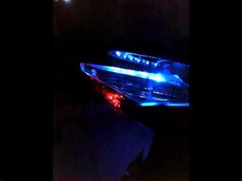 Lu Led Motor Vario Techno 110 vario tekno led custom by rino light doovi
