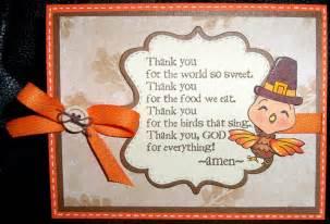 short thanksgiving prayers blessings peachy keen stamps glorajean beardall thanksgiving