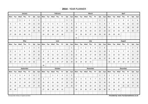 2016 yearly planner ireland 2016 year planner taiwan