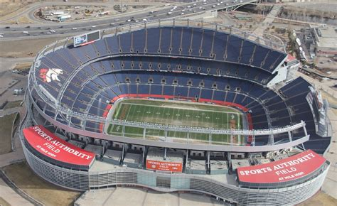 sports authority seating capacity sports authorit field at mile high denver broncos