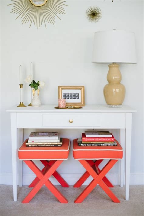 how to decorate a side table in a living room entryway space best friends for frosting