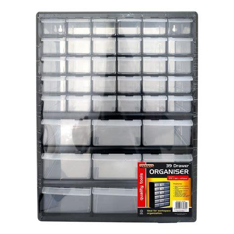 Multi Drawer Storage Multi Drawer Storage Organiser Cabinet Garage Home Diy