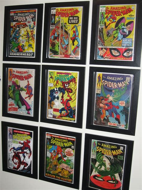 comic book picture frames comic book frames yoshicast