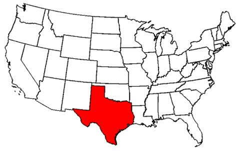 usa map texas texas maps map of texas