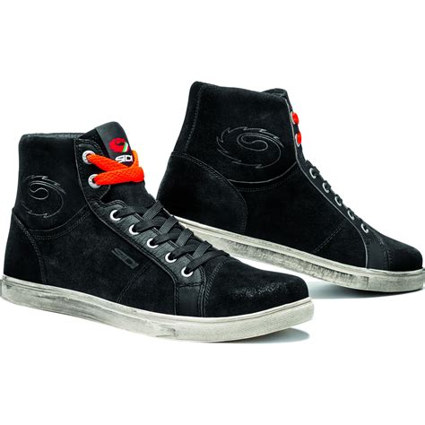 motorcycle street shoes sidi insider leather motorcycle boots urban street casual