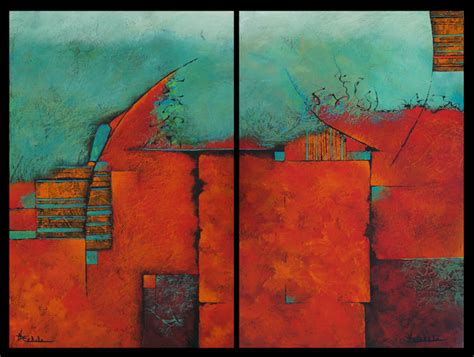 Daylight Ls For Artists by No Day Without By Nancy Eckels Impending Diptych By