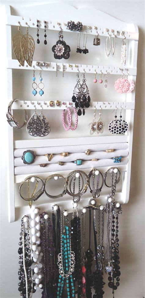 jewelry holder 20 rings earring holder necklace bracelet