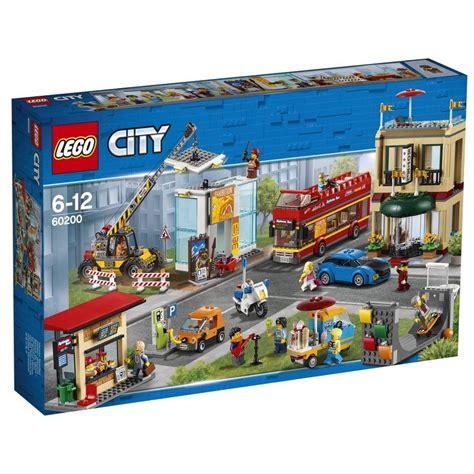 Capital Set lego city 60200 capital set revealed news the