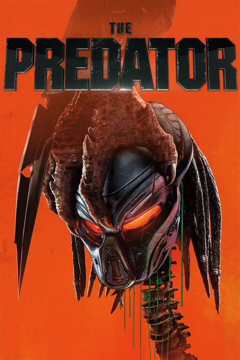 346910 the predator the predator 2018 posters the movie database tmdb