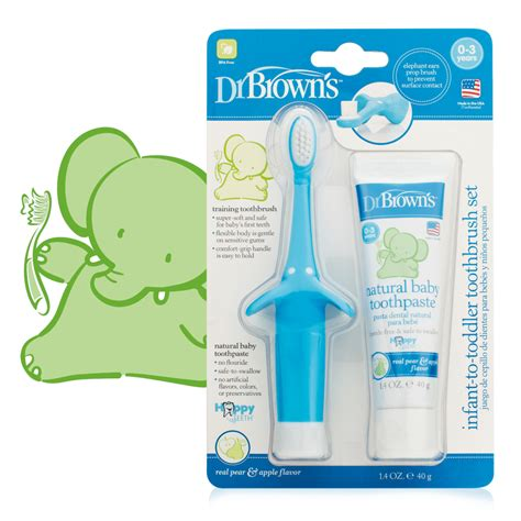 Dr Brown S Infant To Toddler Toothbrush Sikat Gigi dr brown s baby infant to toddler toothbrush set dr brown s baby