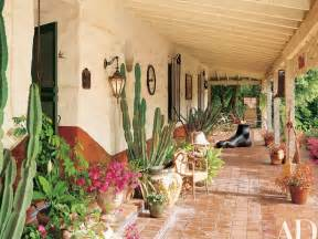 carrie fishers home take a look inside carrie fisher s spanish style residence in beverly hills architectural digest