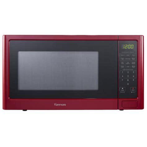 microwave store kenmore p110n30ap wjr 1 1 cu ft microwave oven red