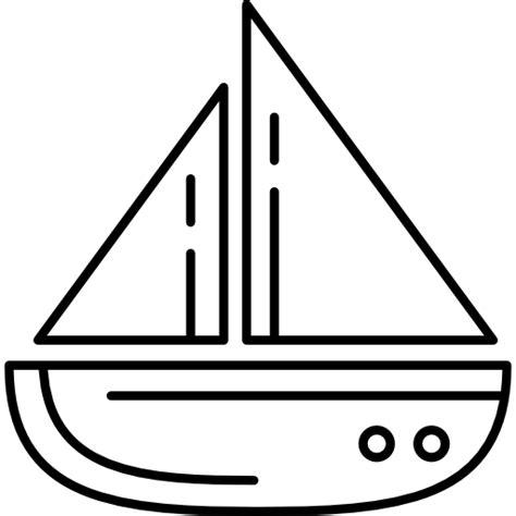 round sailboat free transport icons - Round Sailboat