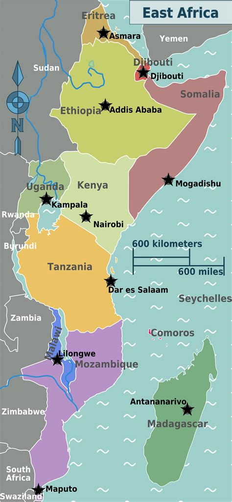 east africa map east africa gas mozambique and tanzania climate change sanity