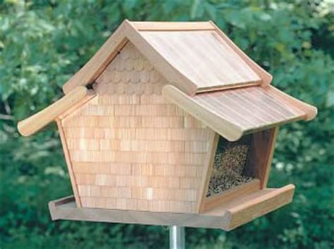 Outdoor Kitchen Blueprints Beautuful And Free Bird Feeder Plans Woodwork City Free