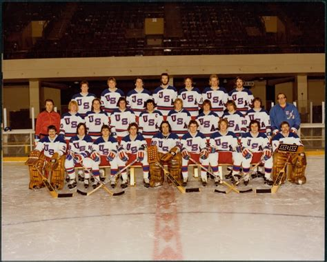 The Miracle Story Hockey Olympic Hockey Team 1980 Do You Believe In Miracles The Miracle On The 1980 U S