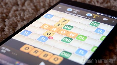5 Best Scrabble For Android Android Authority