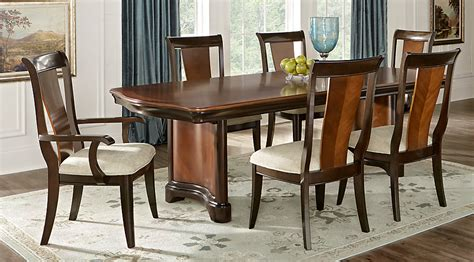 granby merlot 7 pc rectangle dining room dining room