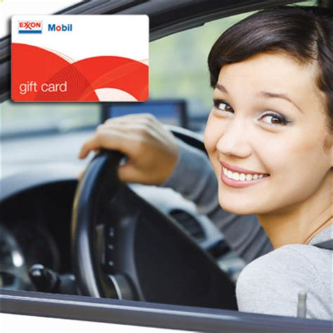 Exxon Mobil Gift Card - save on gas